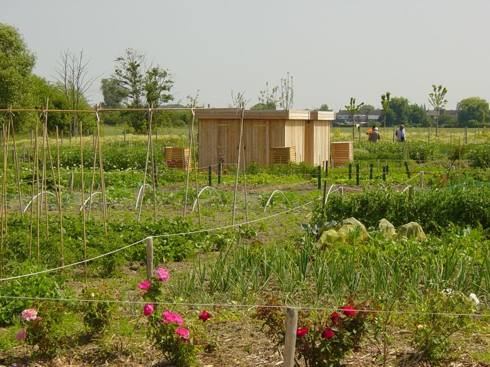Jardin familiaux halluin green park for Jardin familiaux